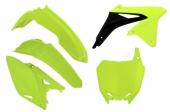Kit plastiques Racetech jaune fluo Suzuki 250 RM-Z 2010-2016 kit plastiques racetech