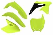 Kit plastiques Racetech jaune fluo Suzuki 450 RM-Z 2008-2016 kit plastiques racetech