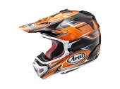 Casque Arai Mx-V Sly Orange casques