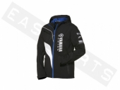 Coupe-vent YAMAHA Paddock noir/ bleu 2018 Homme paddock yamaha
