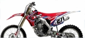 KIT DECO 2D RACING TEAM JBR 250 CR 1991-2008 kit deco