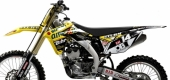 KIT DECO 2D RACING REPLICA OB1 2016 SUZUKI 250 RM-Z 2004-2018 kit deco