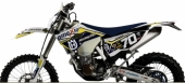 KIT DECO 2D RACING REPLICA DEPARROIS 2016  HUSQVARNA 250/450 FC 2014-2018 kit deco