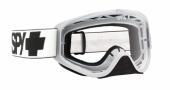 LUNETTES SPY Woot  blanche écran clair lunettes