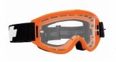 LUNETTES SPY Breakaway orange écran clair lunettes