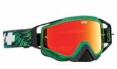 LUNETTES SPY Omen Road 2 Recovery écran AFC miroir rouge lunettes