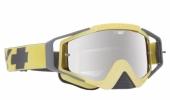 LUNETTES SPY Omen Washed Out Yellow jaune écran AFC miroir argent lunettes