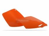 Plaques latérales Polisport orange 2001-2003 plastique polisport