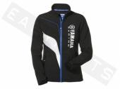 Coupe-vent YAMAHA Paddock noir/ bleu 2016 Femme paddock yamaha