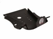Sabot Gp noir  AXP  PHD KTM 125 SX 2016-2019 sabots axp