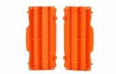 Cache radiateur POLISPORT orange KTM 125/150 SX 2016 cache radiateur