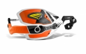 PROTEGE MAINS CYCRA ULTRA PROBEND CRM BLANC/ORANGE pour guidon diamètre 28.6 mm protege main