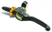Ensemble levier d'embrayage + cocotte ProTaper Profile Pro noir leviers complets