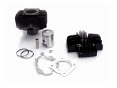 Kit cylindre-piston + culasse Tecnium Yamaha PW 50 1981-2016 kit cylindre piston vertex