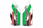 Kit déco protection de fourche Blackbird Kawasaki 450 KX-F 2016 Kit déco protection de fourche