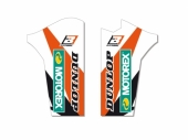 Kit déco protection de fourche Blackbird KTM 350 SX-F 2017-2018 Kit déco protection de fourche