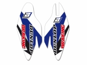 Kit déco protection de fourche Blackbird Yamaha 250 YZ-F 2010-2016 Kit déco protection de fourche
