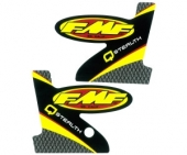 stickers echapement FMF Q STEALTH Stickers echappement
