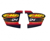 stickers echapement FMF Q 4 HEX Stickers echappement