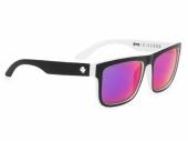 Lunettes de soleil SPY Discord Whitewall noir/blanc lunettes de soleil