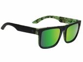 Lunettes de soleil SPY Discord Kush Walls noir/vert lunettes de soleil