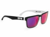 Lunettes de soleil SPY Helm Whitewall noir/blanc  lunettes de soleil