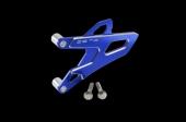 PROTEGE PIGNON SORTIE BOITE ANODISE BLEU ZETA RACING YAMAHA 250 YZ-F 2014-2017 protege pignon sortie boite