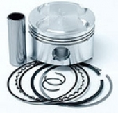 kits piston tecnium forges  650 KLR TANGAI  1987-2004 piston