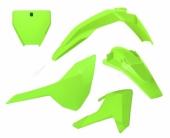 Kit plastiques RACETECH jaune fluo Husqvarna 250 TC 2016 kit plastiques racetech