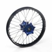 Roue Arrière complète Haan Wheels A60 jante noire/moyeu bleu Yamaha 450 YZ-F 2009-2017 roues completes