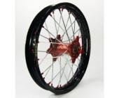 ROUE ARRIERE KITE ELITE JANTE NOIRE MOYEU ROUGE HONDA 450 CR-F 2013-2016 roues completes