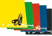 PLANCHE ADHESIVE CRYSTALL BLEU planche auto collants