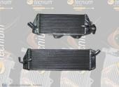 Radiateur oversize Tecnium Suzuki 450 RM-Z 2012-2016 radiateur