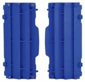 Cache Radiateur Polisport BLEU HUSQVARNA 450 FE 2014-2016 cache radiateur