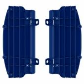 Cache Radiateur Polisport BLEU HUSQVARNA 450 FC 2016 cache radiateur
