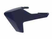Ouïes de radiateur POLISPORT couleur origine Husqvarna 250 TC 2017-2018 plastique polisport