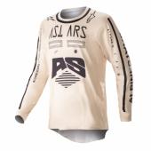 Pantalon Cross ALPINESTARS Racer Supermatic ROUGE/BLANC/NOIR 2019 maillots pantalons