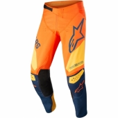Pantalon Cross ALPINESTARS Techstar Factory BLUE/WHITE/RED maillots pantalons