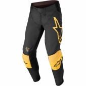 Pantalon Cross ALPINESTARS Techstar Factory PETROL/YELLOW FLUO/RED maillots pantalons