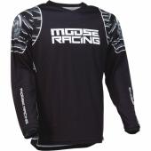 MAILLOT MOOSE RACING QUALIFER BLEU/JAUNE 2017 maillots pantalons