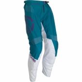 PANTALON MOOSE RAGING QUALIFER NOIR / GRIS / BLANC 2019 maillots pantalons