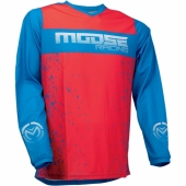 MAILLOT MOOSE RACING QUALIFER ORANGE/BLEU 2017 maillots pantalons