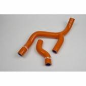 KIT DURITES RADIATEUR KSK ORANGE 250 SX-F 2013-2015 durite radiateur