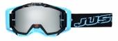 LUNETTES    JUST1 Iris Neon noir/bleu lunettes