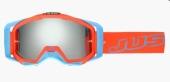 LUNETTES JUST1 Iris Neon ORANGE/bleu lunettes