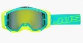 LUNETTES JUST1 Iris Neon bleu/jaune lunettes