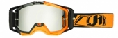 LUNETTES JUST1 Iris Carbone orange fluo lunettes