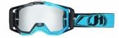 LUNETTES  JUST1 Iris Carbone bleu fluo lunettes