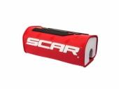 Mousse de guidon SCAR rouge pour guidon sans barre mousse de guidons
