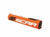 Mousse de guidon SCAR orange pour guidon avec barre mousse de guidons